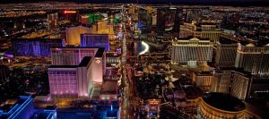 Las vegas top city